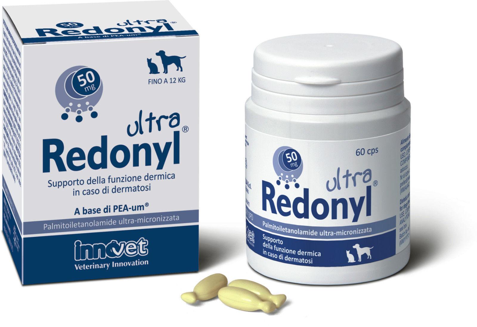 Set Set Set rotonyl ultra 2 60birilli für Hunde Katzen mg50 Dermatose Verlust Haar 45a319