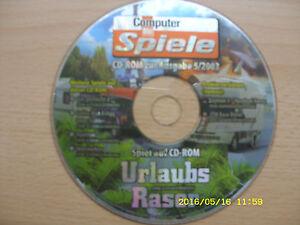 """Computer Bild Spiele CD-ROM 5/2003"", (PC, 2003, CD-Jewel Case) - Leipzig, Deutschland - ""Computer Bild Spiele CD-ROM 5/2003"", (PC, 2003, CD-Jewel Case) - Leipzig, Deutschland"