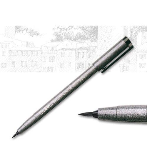 Copic Multiliner schwarz Brush S 2207508 Pigmenttuschestift