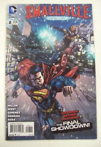 Details About Wb Smallville Season 11 Comic Book 8 1st Print Nightwing Batman