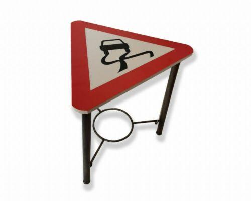 P Industrielle 50 cm autoroute signe métal côté table Rétro Vintage Homme Cave-Gratuit P