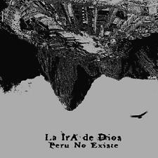 LA IRA DE DIOS: Peru no existe (2012); comes in digipak; WORLD IN SOUND Neu