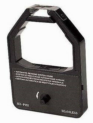 Panasonic KX-P155 KXP155 Black Ribbons KX-P1524 KX-P1624 Free Shipping! 12