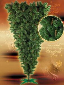 Weihnachtsbaum tannenbaum tanne englisch 150cm 180cm christmas tree upside down ebay - Tannenbaum englisch ...
