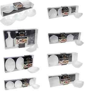 White-Porcelain-Tapas-Serving-amp-Side-Dishes-Al-Fresco-Party-Appetiser-amp-Sweet