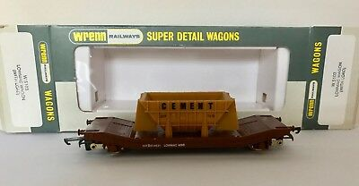 Helpful Wrenn W.5103 Lowmac With Buff 'cement' Load Last Issue Box 1992 Model Railroads & Trains