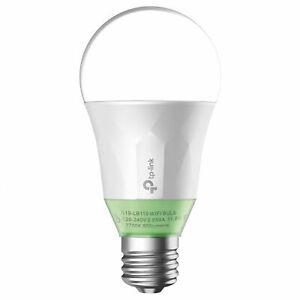 TP-LINK LB110 Kasa Smart Wi-Fi LED Light Bulb - Soft White