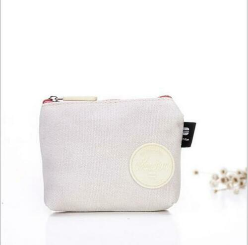 New Arrival Small Canvas Coin/&Card Wallet Ladies/&Girls Mini Handbag In Stock B6y
