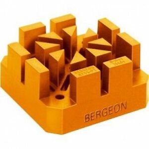 Bergeon-6744-P1-S-Soft-Watch-Bracelet-Band-Strap-Support-Tool-Swiss-Watchmaker