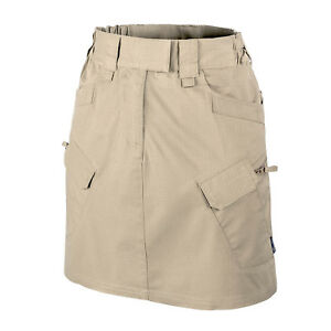 d2490c9ccfc76c Das Bild wird geladen Helikon -Tex-WOMEN-Urban-Tactical-Outdoor-Freizeit-Skirt-