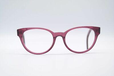 100% Wahr Eyesandmore Becky1 171 113 50[]18 140 Violett Oval Brille Brillengestell