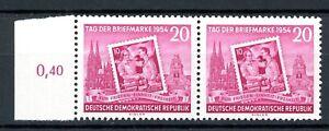 DDR MiNr. 445 I postfrisch MNH Plattenfehler I (P2691