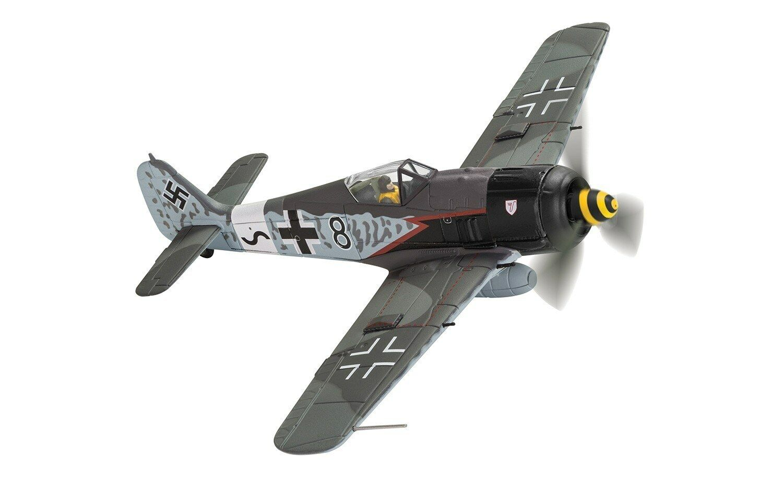 Corgi AA34317 1 72 Fw190 A-8 R2 11. (Sturm) JG 3 Willi maximowitz 1944