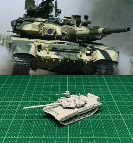 1//144 Russian T-90 Main Battle Tank Resin Kit