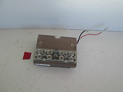 1 Code 3 LEDXR Excalibur MX7000 ligtbar led module Brake light steady ledx