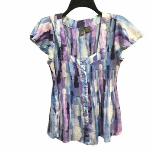 SERE NADE New York Blouse Women's size Large