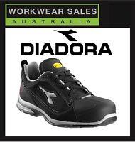 Diadora Jet Runner Mens Work Shoe Safety Boots Only Aussie Seller