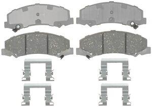 AC Delco Brake Pad Sets 2-Wheel Set Front Driver /& Passenger Side New 14D1159CH
