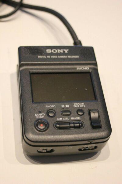2019 Nouveau Style Sony Hxr-mc1p Mini Full Hd Caméscope Revendeur Les Clients D'Abord