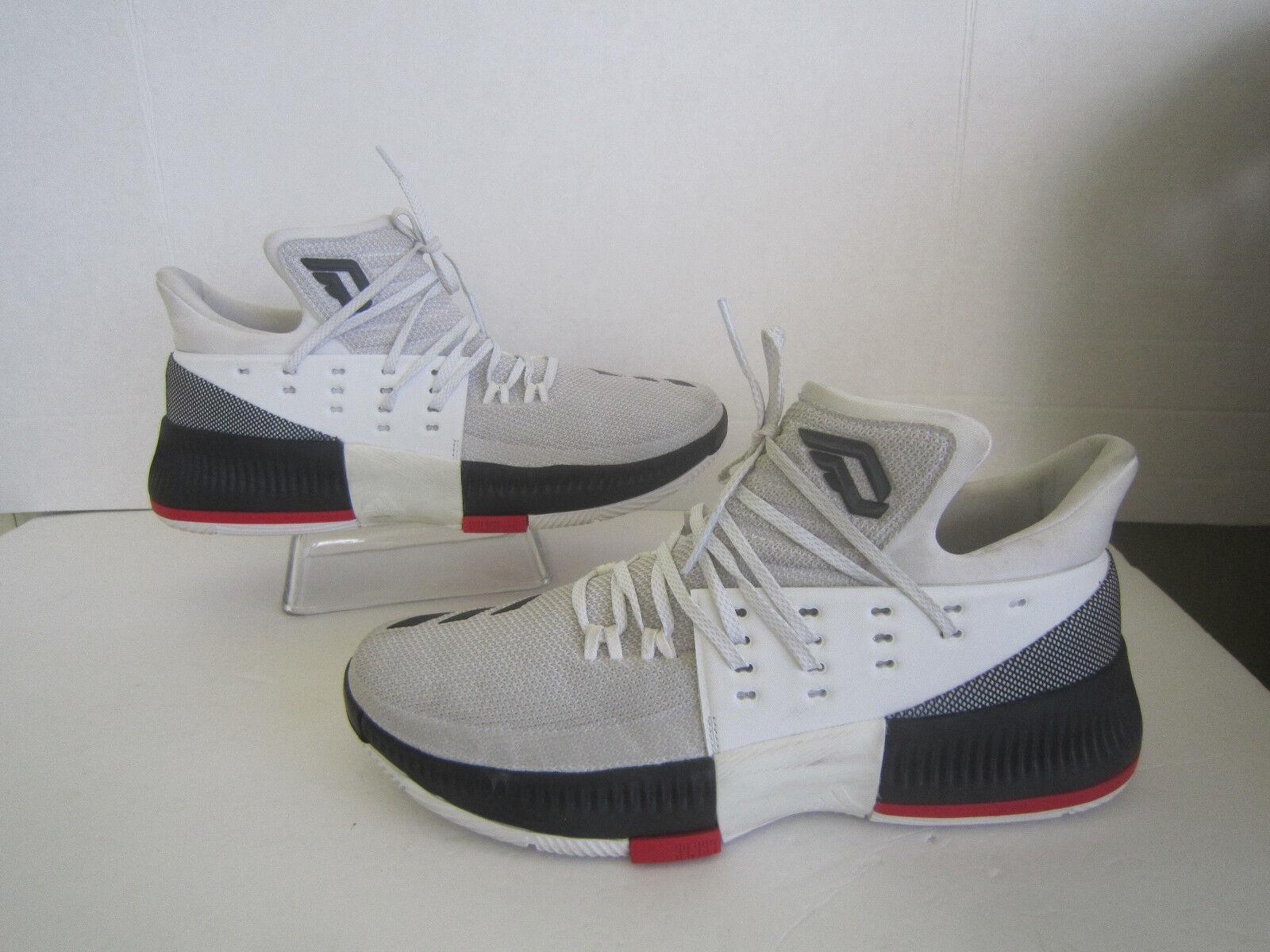 Adidas D Lillard 3 3 3 III Damian Dame 3, Art No. BB8268, Men's Basketball, Size 11 739600