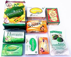 Chandrika soap for acne