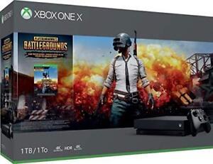 Microsoft-Xbox-One-X-1TB-Playerunknowns-Battlegrounds-Deutsche-Version-NEU