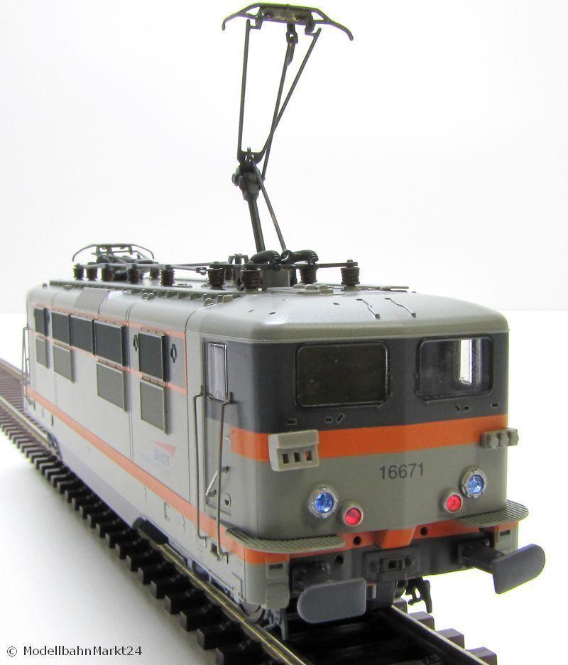VITRANS VITRANS VITRANS 2177 SNCF Elektrolok 16671 Spur H0 - OVP 156331