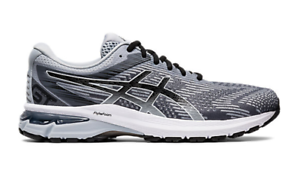 Asics-Men-039-s-GT-2000-8-Running-Shoes-NEW-AUTHENTIC-Grey-Black-1011A690-020