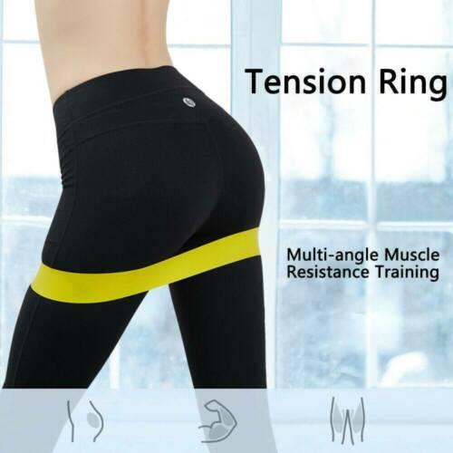 Resistance Bands Tube Exercise Elastic Band Fitness Equipment Yoga Loop Bands @@