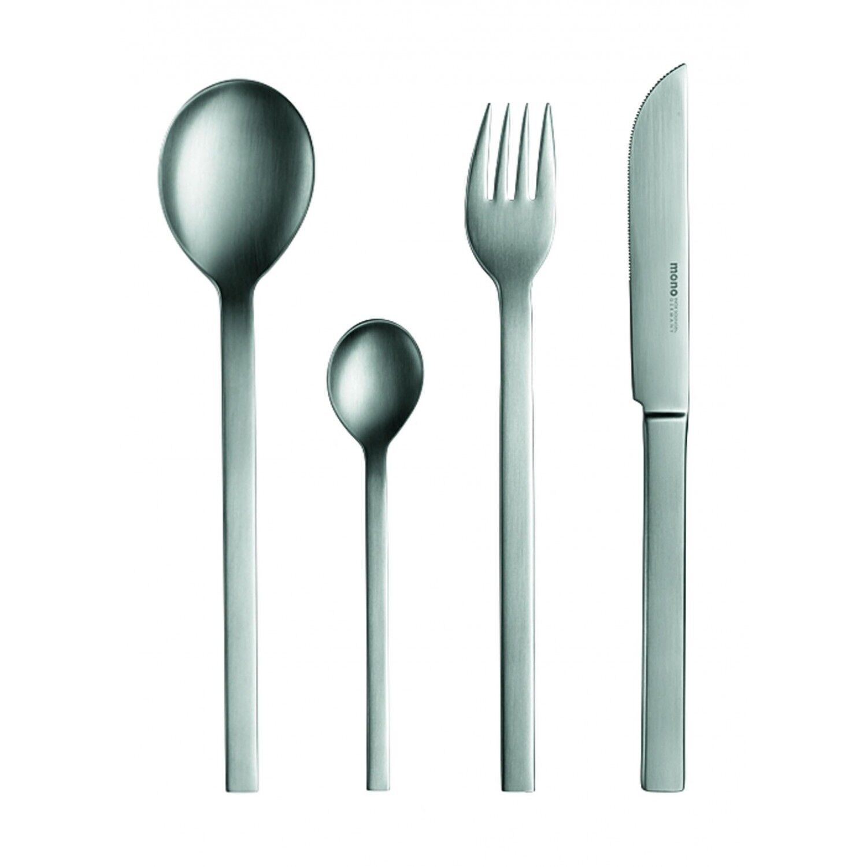 Mono-A 24tlg salon avec couteau longue lame 10643 NEUF