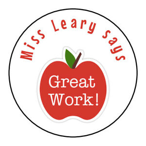 Personalised-Great-Work-Well-Done-Star-School-Stickers-Teacher-Name-or-School