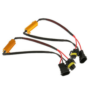 h11 h8 extension wiring harness sockets wire for headlights or fogimage is loading h11 h8 extension wiring harness sockets wire for