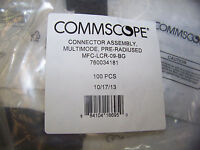 Commscope Connector Assembly Multimode Mfc-lcr-09-be 100 Ea 760034181