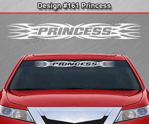Design #116 REDNECK Tribal Flame Windshield Decal Window Sticker Graphic Banner