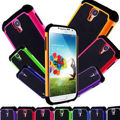 New Silicone Case Cover - Samsung Galaxy S4 i9500