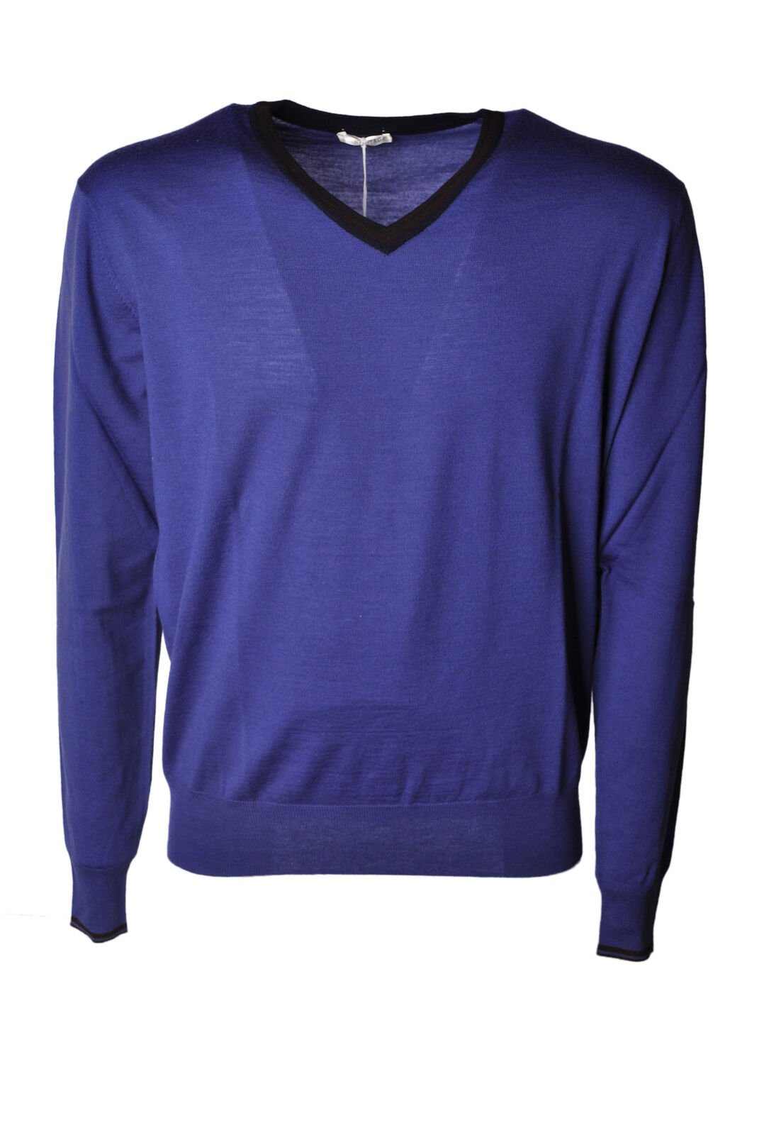 Heritage  -    Pullover - Uomo - Blu - 4629322A182105 1b9ab9