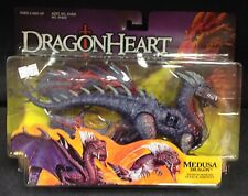 KENNER DRAGONHEART MEDUSA DRAGON ACTION FIGURE W/ SURPRISE ATTACK SERPENT NIB