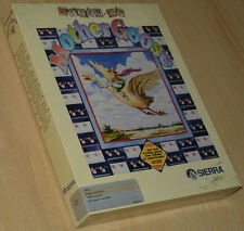 MIXED-UP MOTHER GOOSE by Sierra ~ Commodore Amiga ~ SEALED COLLECTIBLE ~ english