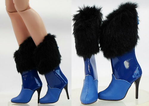 """Fashion Winter High Heels Boots//Shoes for 22/"""" Tonner Doll American Model 6-AB-14"""