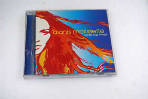Details About Alanis Morissette Under Rug Swept 093624798828 Cd A5433