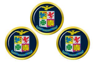 Italien-Air-Force-Aeronautica-Militare-Marqueurs-de-Balles-de-Golf