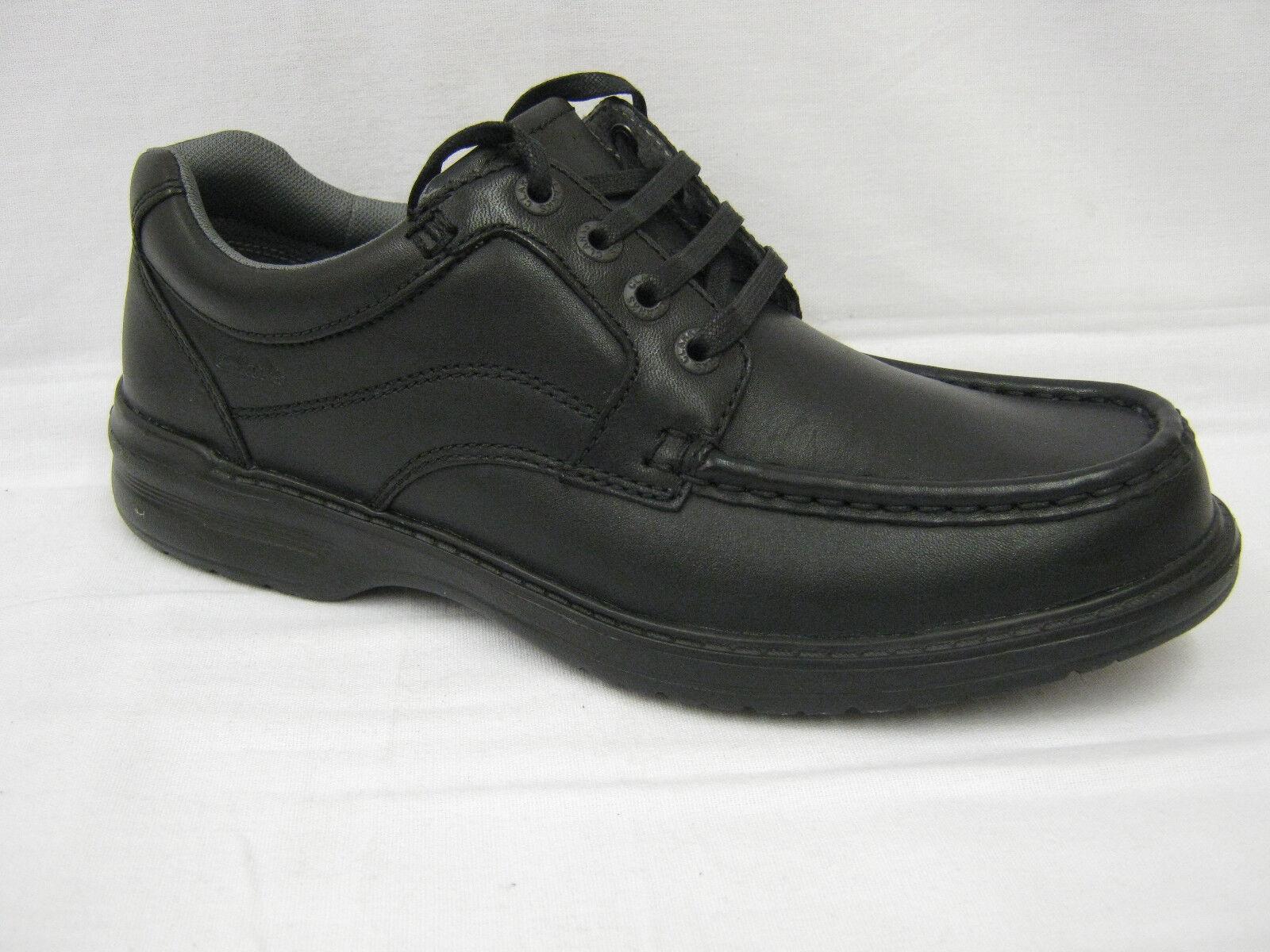 Scarpe casual da uomo  uomos Clarks Leather Lace up Shoe with Apron Front Keeler Walk