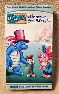 Details about DRAGON TALES - WHENEVER I'M AFRAID Vhs Video Tape 2004  Animated Sesame Workshop