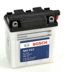 Bosch-M4F07-Batterie-moto-6N6-3B-1-12V-Plomb-6A-h-30A