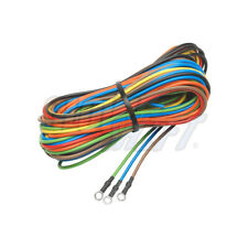 GlowShift Gauges - 3 Gauge Universal Wiring Kit Power & Sensor - GS-GW3