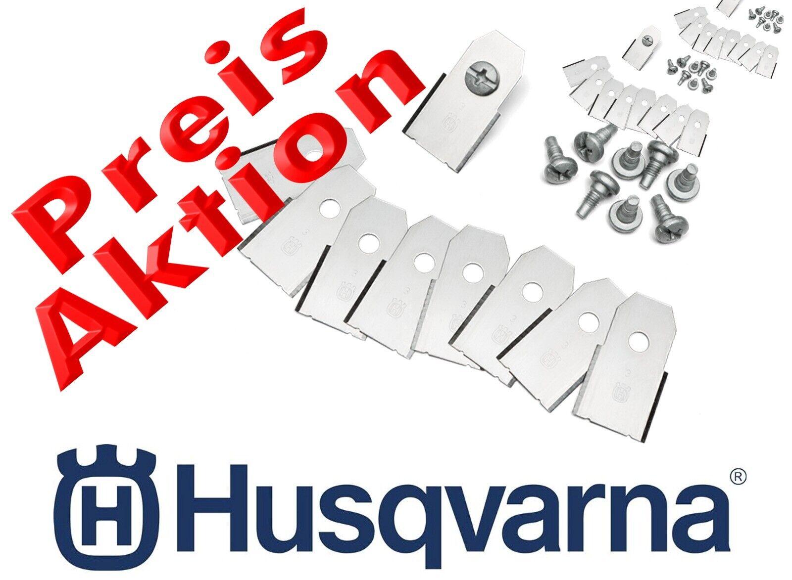 TITAN*** Ti3 Ersatz-Messer Klingen Husqvarna Automower 105 310 315 420 430x 450x