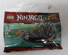 LEGO Ninjago 30426 Stealthy Swamp Airboat 43pcs New Free Shipping