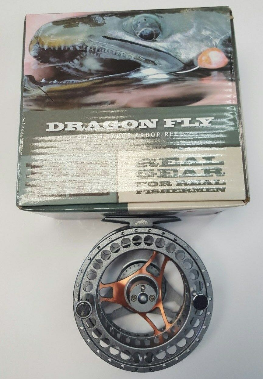 W&M DRAGON FLY 7 8  REEL EB050103 WMEDFSLA78
