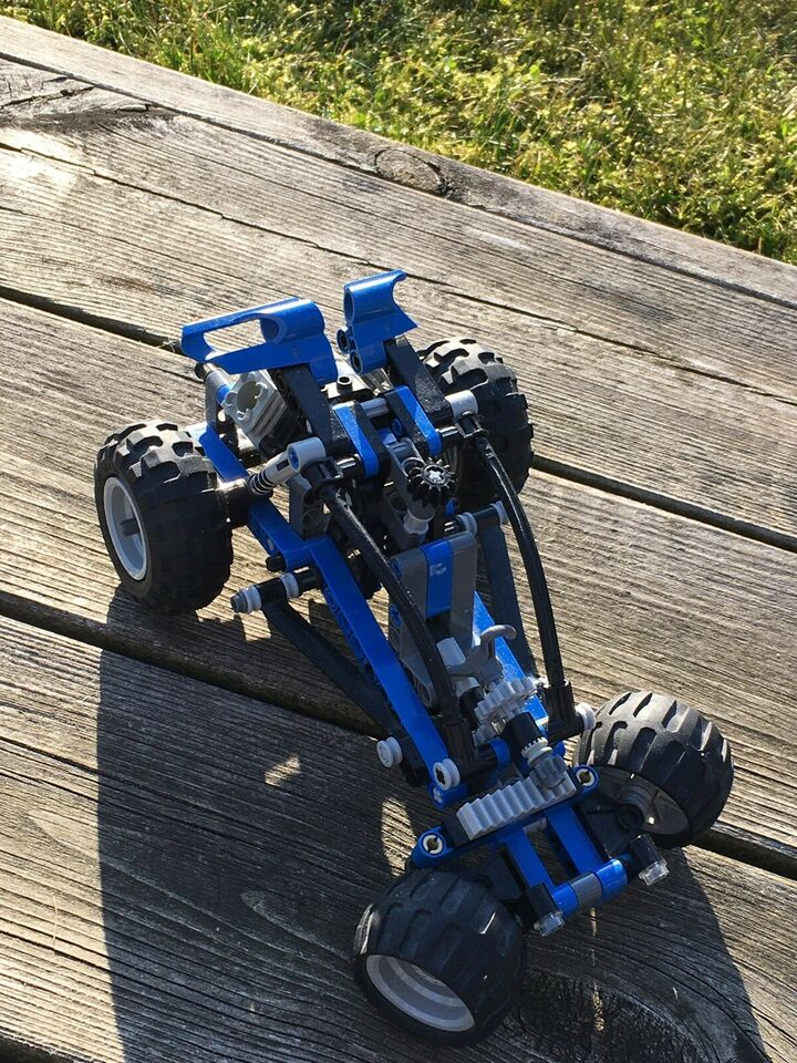 Lego Technic, 8296-1
