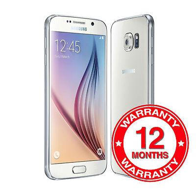 Samsung Galaxy S6 SM-G920F - 32GB - (Unlocked) Smartphone Various Colours